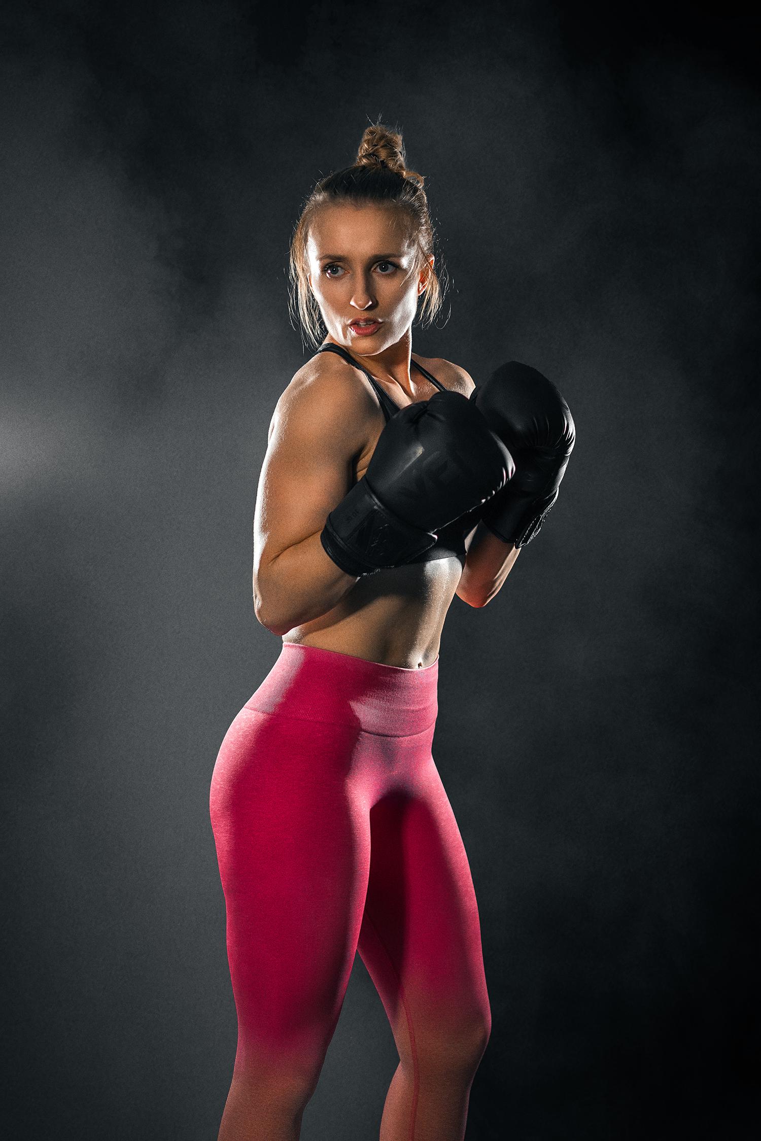 Iga Boxing Gloves Photography